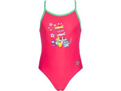 ARENA Kinder Schwimmanzug AWT Pink