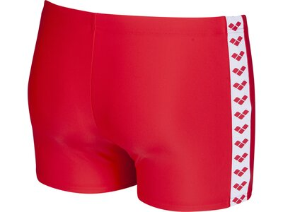 arena Icons Herren Badehose Team Fit Rot
