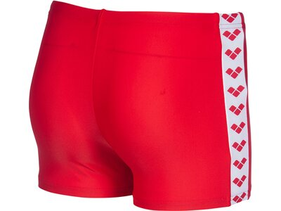 arena Jungen Badeshorts Team Fit Rot