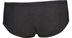 Vorschau: ARENA Herren Badehose Slip mit Reißverschluss Microprinted