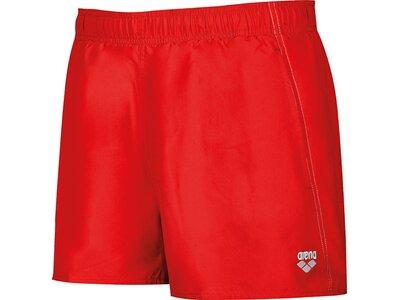 ARENA Herren Badeshorts Beach Shorts Fundamentals X Rot