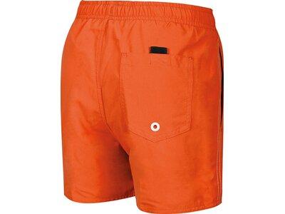 ARENA Jungen Badeshort Fundamentals Boxer Orange