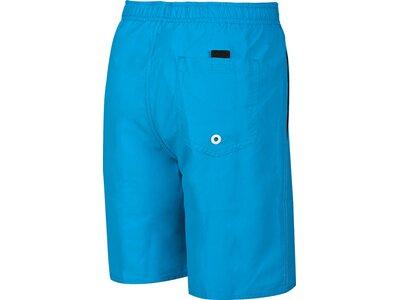 ARENA Jungen Badeshort Fundamentals Long Bermuda Blau