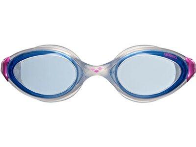 ARENA Damen Schwimmbrille Fluid Blau