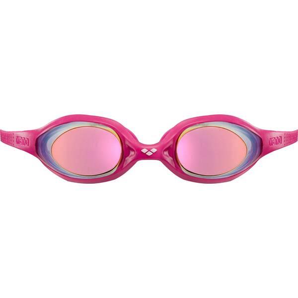 ARENA Kinder Schwimmbrille Spider Junior Mirror