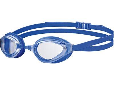 ARENA Wettkampf Schwimmbrille Python Weiß