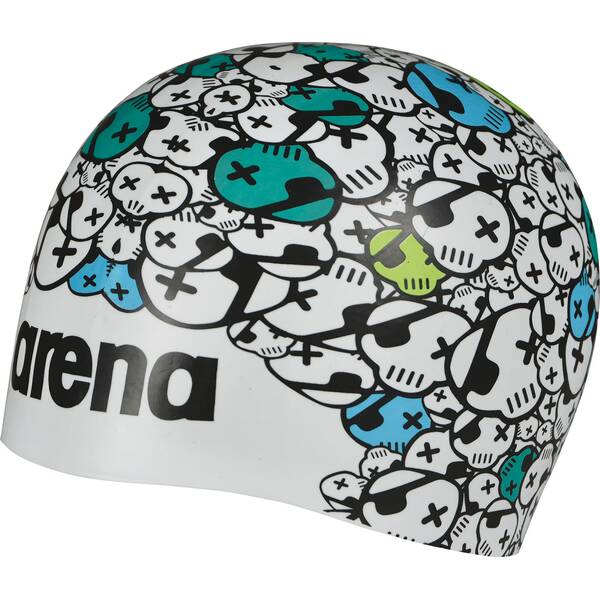 ARENA Unisex Badekappe Poolish Moulded