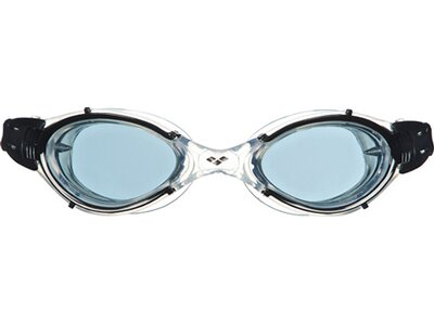ARENA Schwimmbrille Nimesis Crystal Large Weiß