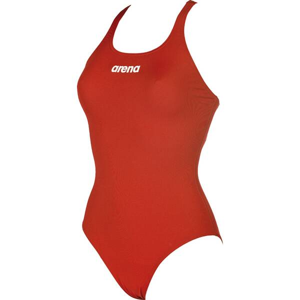ARENA Damen Sport Badeanzug Solid Swim Pro