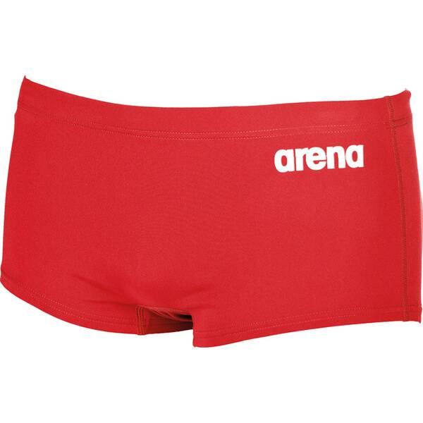 ARENA Herren Trainings Badehose Solid Squared