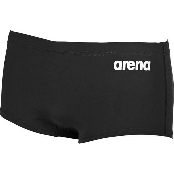 ARENA Herren Trainings Badehose Solid Squared