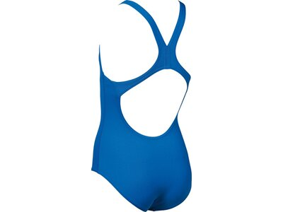 ARENA Mädchen Trainings Badeanzug Solid Swim Pro Blau