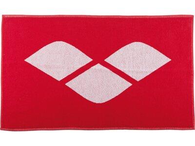 ARENA Baumwoll Handtuch klein Hiccup Rot