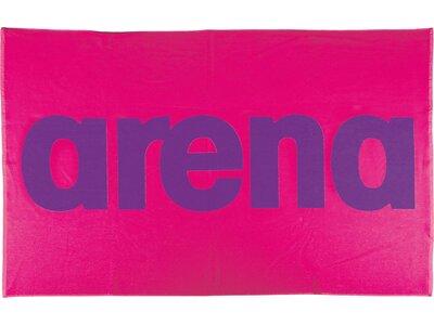 ARENA Baumwoll Handtuch groß Handy Pink