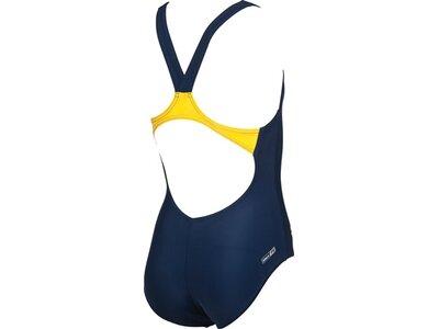 ARENA Mädchen Sport Badeanzug Spot Blau