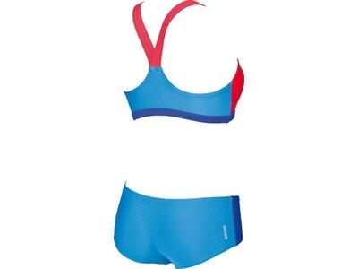 ARENA Damen Sport Bikini Drom Blau