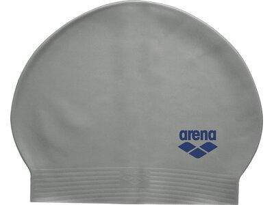 arena Unisex Badekappe Soft Latex Grau