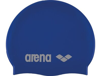 ARENA Unisex Badekappe Classic Silikon Blau
