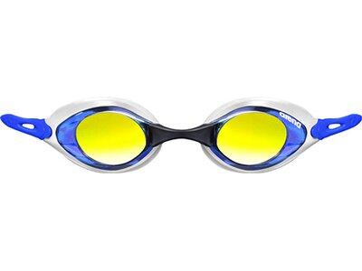 ARENA Wettkampf Schwimmbrille Cobra Mirror Schwarz