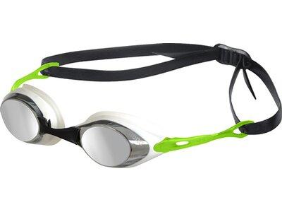 ARENA Wettkampf Schwimmbrille Cobra Mirror Grau