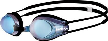 ARENA Unisex Wettkampf Schwimmbrille Tracks Mirror