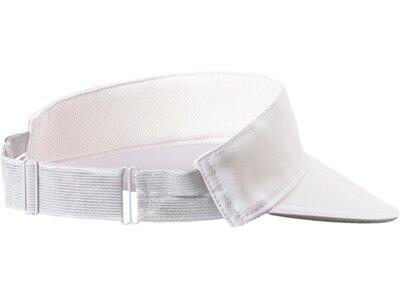 PUMA Damen En pointe visor Weiß