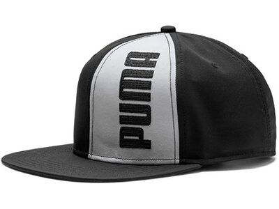 PUMA Flatbrim Cap II Schwarz