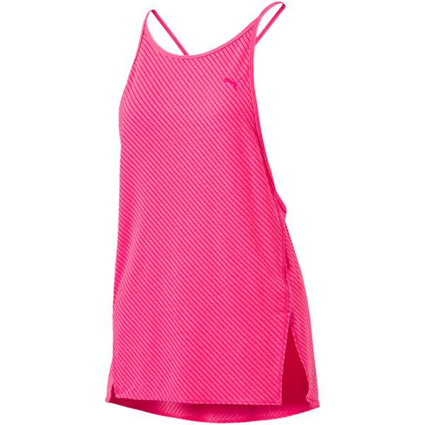 Puma Damen Shirt Dancer Drapey Tank Pink