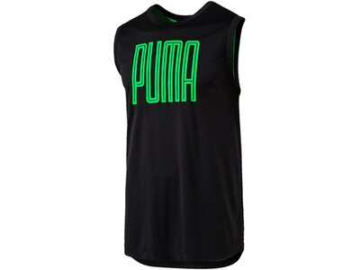 PUMA Herren Shirt Training Sleeveless Schwarz