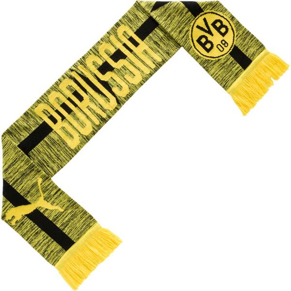 PUMA Fan-Schal BVB Fan Scarf
