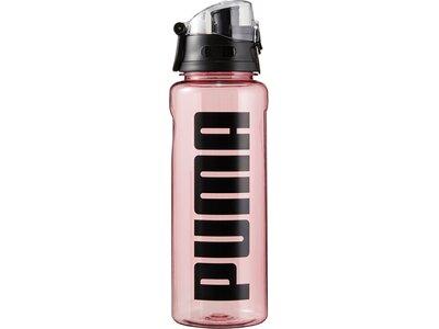 PUMA Trinkflasche TR Bottle Sportstyle 1liter Schwarz