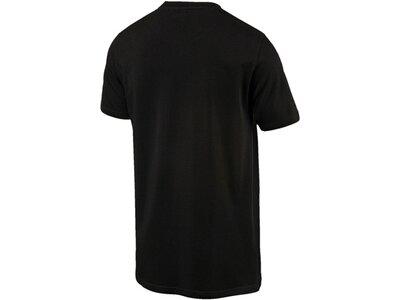 Puma Herren T-Shirt Archive Logo Tee Schwarz