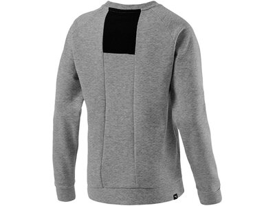 PUMA Kinder Sweatshirt SPORTS STYLE Crew Sweat Grau