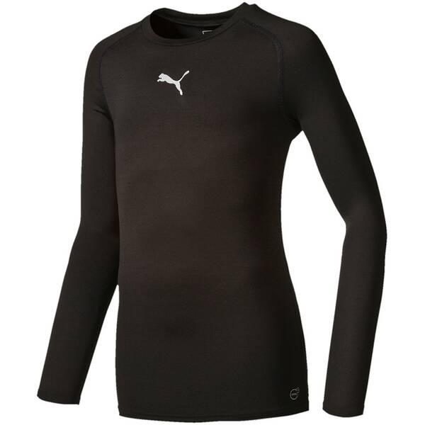Puma Kinder T-Shirt TB Jr L/S Tee