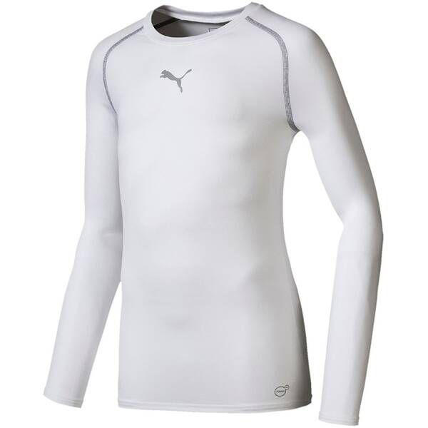 Puma Unisex T-Shirt TB Jr L/S Tee
