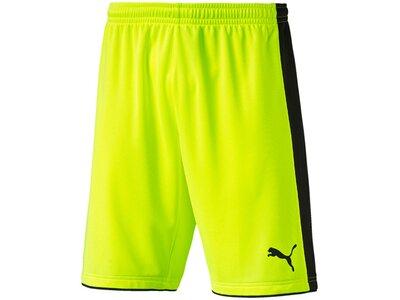 Puma Herren Shorts Tournament GK Shorts Gelb