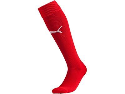 Puma Herren Socken Team II Socks Rot