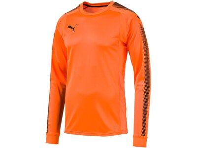 PUMA Fußball - Teamsport Textil - Torwarttrikots GK Shirt Torwarttrikot Orange