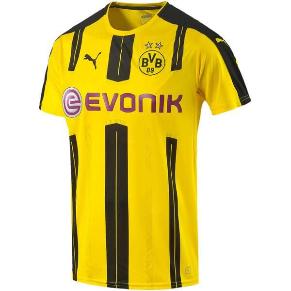 PUMA Herren Fantrikot BVB Home Replica Shirt