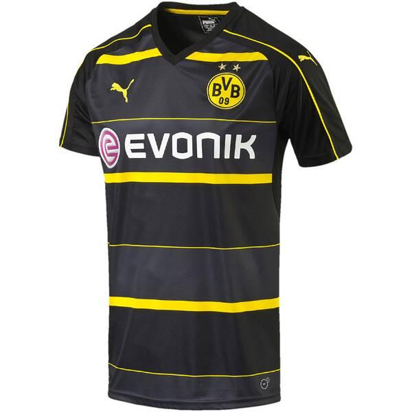 PUMA Herren Fantrikot BVB Away Replica Shirt