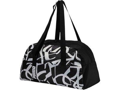 Puma Damen Sporttasche Core Active Sportsbag Silber