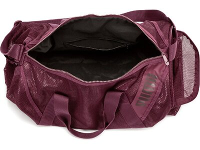 PUMA Tasche Ambition Barrel Bag Lila