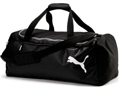 PUMA Sporttasche Fundamentals Sports Bag M Schwarz