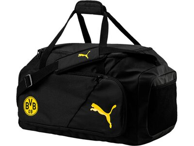 PUMA BVB LIGA Medium Bag Schwarz