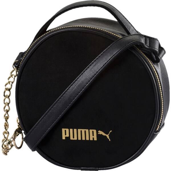 PUMA Damen Schultertasche Prime Premium Round Case