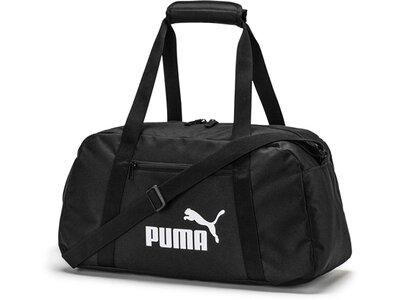 PUMA Sporttasche PUMA Phase Sports Bag Schwarz