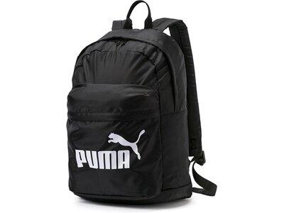 PUMA Rucksack Classic Backpack Schwarz