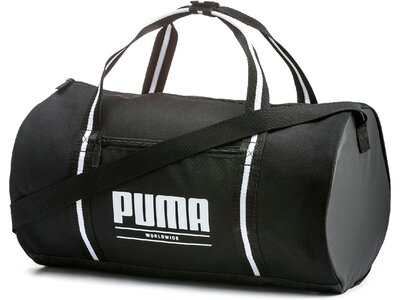 PUMA Core Base Barrel Bag Schwarz