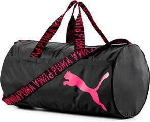 PUMA Damen Tasche AT ESS barrel bag
