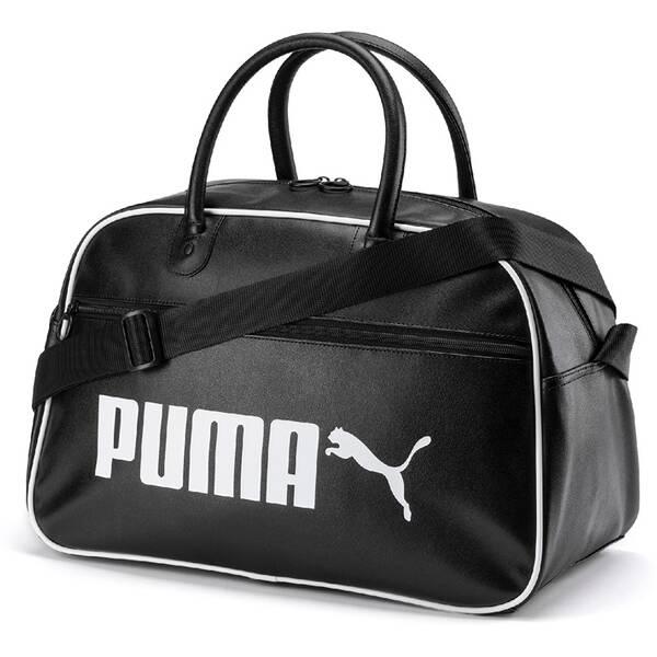 PUMA Handtasche Campus Grip Bag Retro